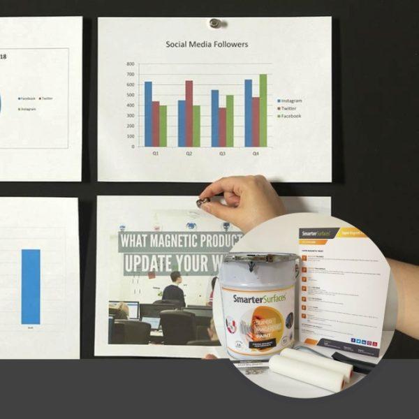 Pittura- Super-Magnetica-prodotto-in-uso-e-kit-completo