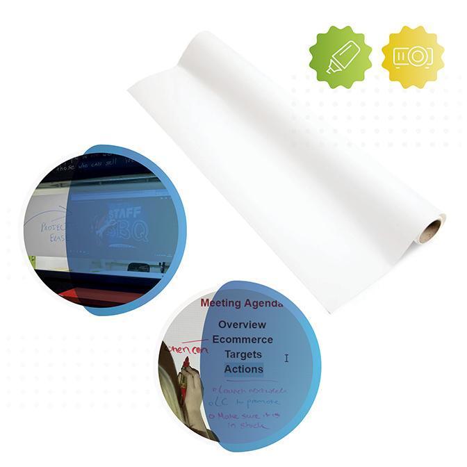 immagine del prodotto pellicola adesiva lavagna proiettore smart