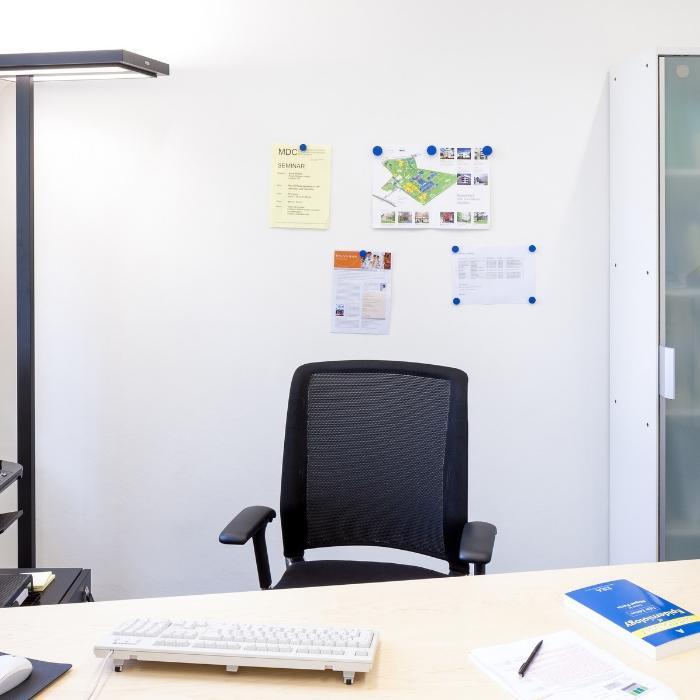 muro magnetico in ufficio