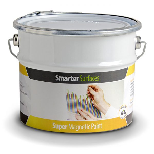 barattolo pittura super magnetica smarter surfaces