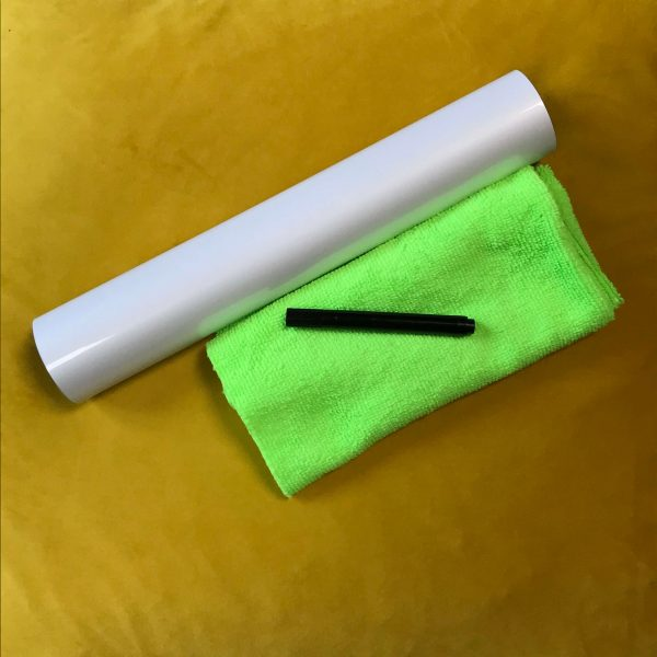 campione grande pellicola adesiva lavagna proiettore smarter surfaces